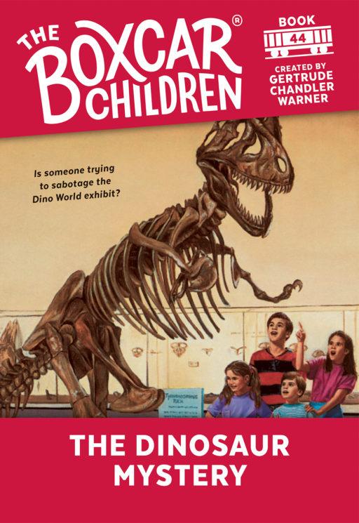 The Dinosaur Mystery The Boxcar Children