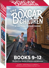 Books The Boxcar Children