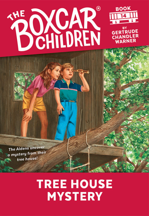 Tree House Mystery The Boxcar Children