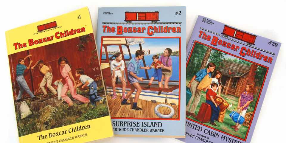 Box Car Children: About The Boxcar Children Series